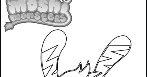 moshi monsters coloring pages katsuma katsuma moshi monster coloring pages minister coloring