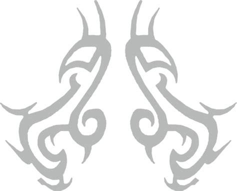 Spiegel Aufkleber by Aufkleber Spiegel Und Car Tattoo Tribal Ii