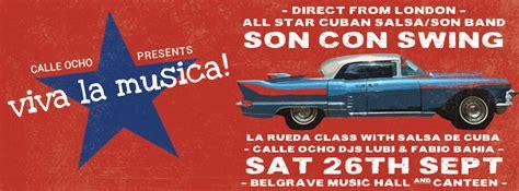 Viva La Musica Feat Son Con Swing Djlubi Com
