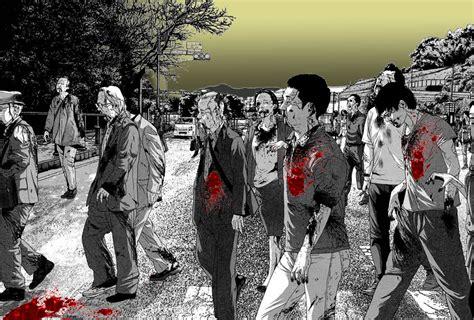 anime list zombie best zombie manga geeks