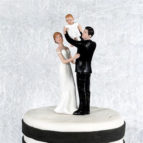 Hochzeit Zu Dritt by Tortenfigur Quot Babygl 252 Ck Quot Mit Baby Weddix De