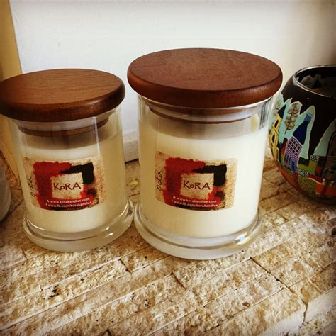 Handmade Soy Candles Australia - scented soy candles in glass jar fragrance quot oda quot kora