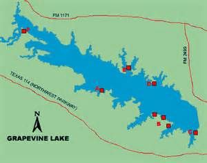 grapevine lake access