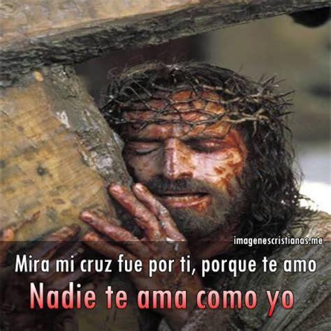 Imagenes De Jesus En La Cruz Con Frases | frases de jesus con la cruz imagenes cristianas gratis