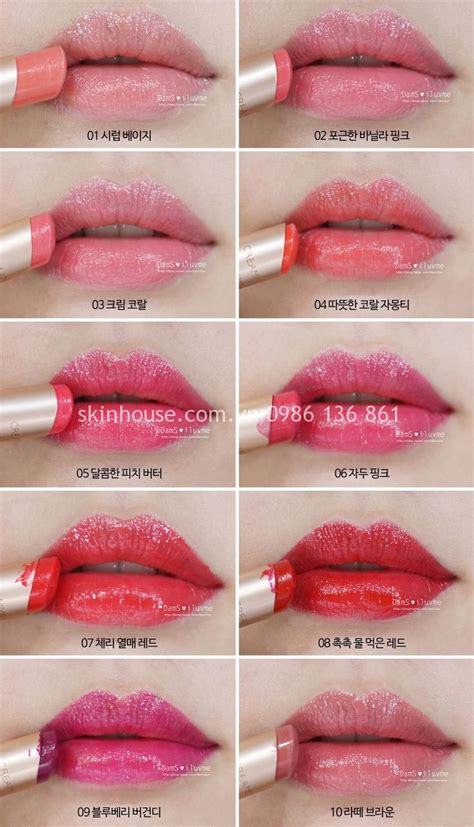 Mascara Innisfree innisfree mellow lipsticks omg i want all of