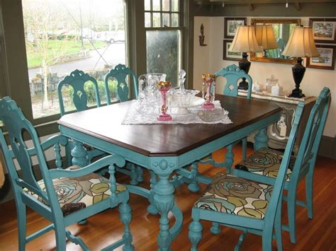 25 best ideas about dining table redo on