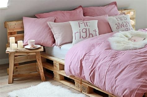 Fantastic Furniture Bed Frame Diy Pallet Bed Frame Fantastic Bedroom Furniture Design Ideas Obsigen