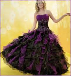 purple and black wedding dress purple and black wedding quot wedding ideas quot