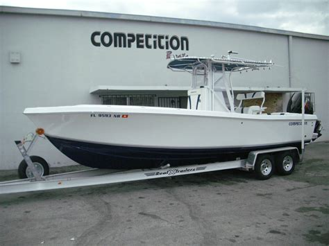 competition boats competition 25 build the hull truth boating and