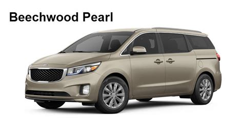 kia sedona 2015 colors 2017 kia sedona color options exterior and interior