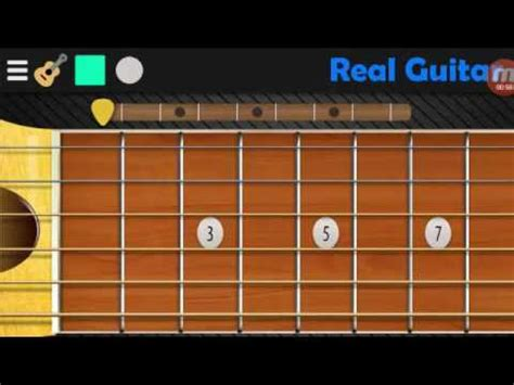 Tutorial Guitar Real | tutorial intro creed one last breath real guitar youtube