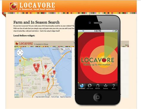 cool app websites 8 cool apps websites to find local food orchardandvine net