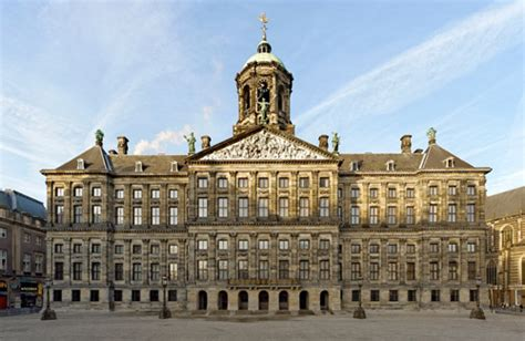 amsterdam attractions historical buildings royal