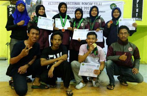 Universitas Airlangga 1 psht unair brings 1 gold and 2 bronze medals home from
