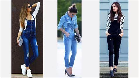 2016 verano primavera outfits moda 2016 outfits con overol denim outfits primavera