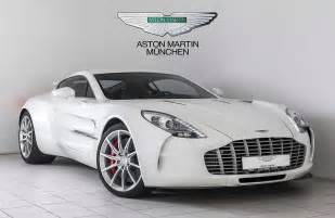 Aston Martin One 77 67 Of 77 Aston Martin One 77 For Sale In Munich At 3 3