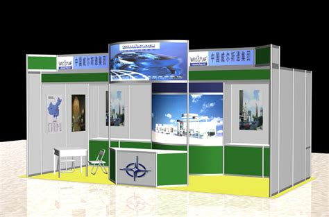 Special Produk Business File Ukuran F4 exhibition booth exhibition stand exhibition equipment