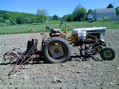 John Deere 2 Row Planter For Sale by Farmall Cub Fasthitch Homemade Planter Farmall