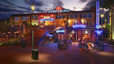house of blues downtown disney house of blues at disneyland closing date announced the disney blog