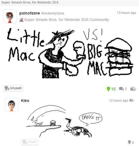 Little Mac Meme - little mac vs big mac super smash brothers know your meme