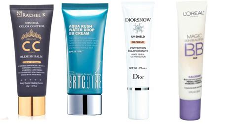 the best bb for skin best bb creams cc creams for your skin type
