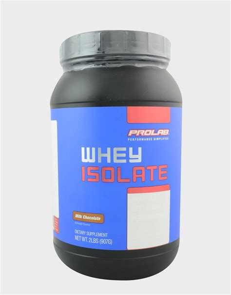Whey Protein Prolab whey isolate by prolab usa 907 grams