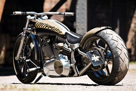 Motorrad Chopper Tuning by Thunderbike Custom Chopper Bobber Bike 1tbike Motorbike