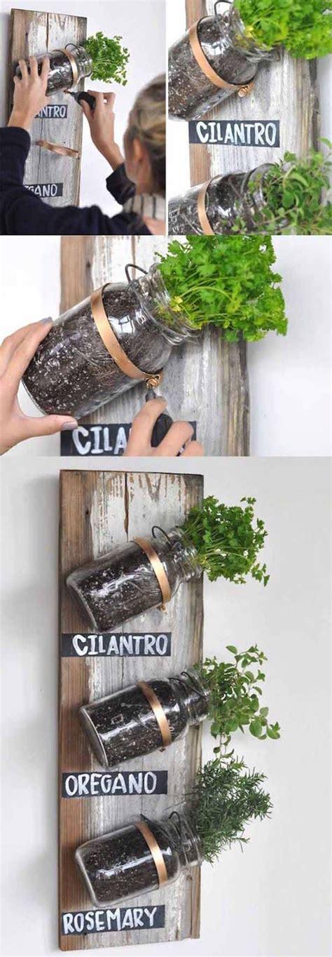 indoor herb garden diy 10 cheap diy indoor herb containers home design and interior