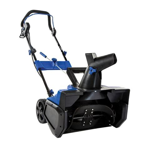 snow joe ultra 21 in 14 electric snow blower sj624e