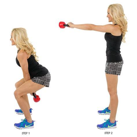 kettle bell swings kettlebell workout just do it pinterest