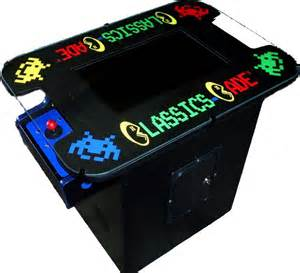 cocktail table arcade machine ebay