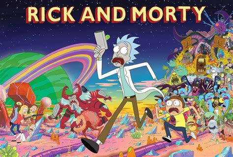 Rick And Morty Season 3 Episode 6 Deadly Detox by The Of Husband And In The Tv Series Rick And