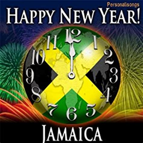 new years jamaica happy new year jamaica with countdown and auld