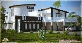 5 Bedroom House Plan by Unique Stylish Trendy Indian House Elevation Home