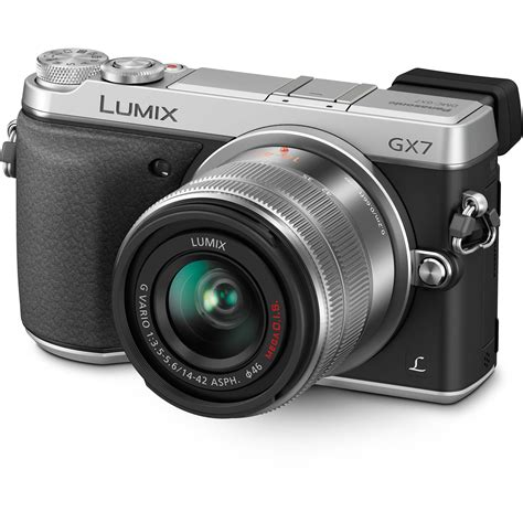 panasonic lumix mirrorless panasonic lumix dmc gx7 mirrorless micro four thirds dmc gx7ks