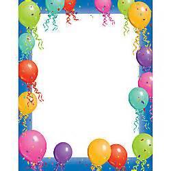 Office Depot Desk Calendars Gartner Studios Design Paper 8 12 X 11 Balloon Border Pack