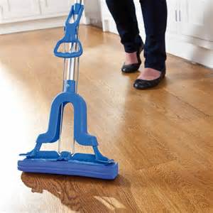 super mop pro ultra absorbing self wringing floor cleaning sponge mop
