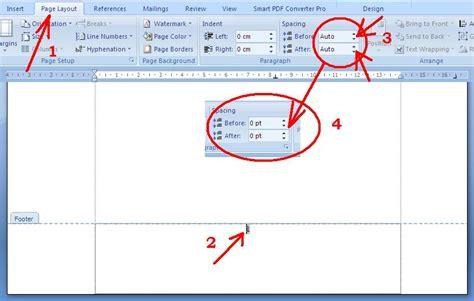 cara membuat halaman di word untuk skripsi cara membuat nomor halaman di microsoft word