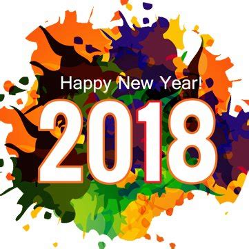new year 2018 projects happy new year 2018
