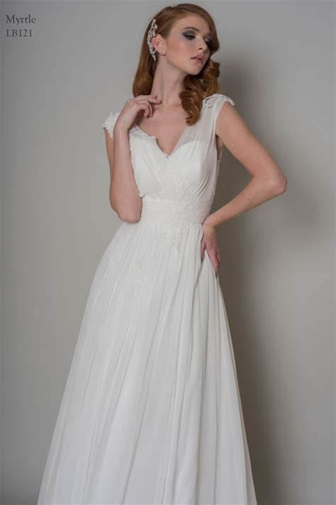 Wedding Dresses Myrtle by Loulou Bridal Wedding Dresses Loulou Bridal