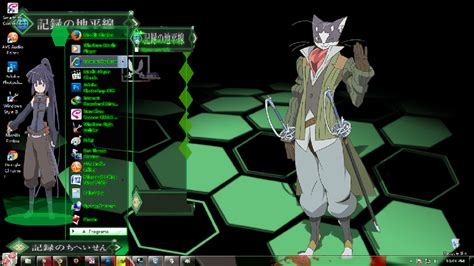 download theme windows 7 log horizon theme win 7 log horizon theme anime windows