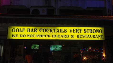 Top Bar Names In The World by Possibly The Best Bar Name In The World Spotted In