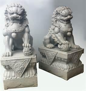 foo dogs statues large foo dogs statues granite fu temple lions