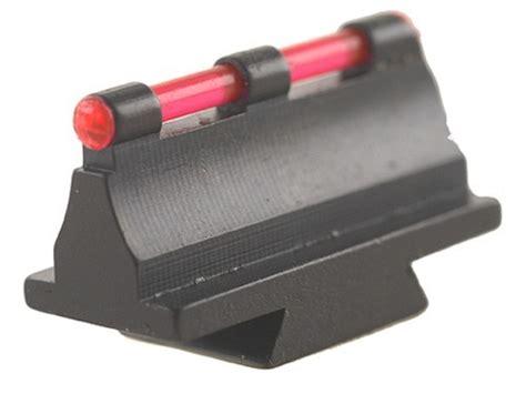 fiber optic bead sight williams sight rifle bead fiber optic