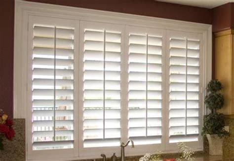 plantation interior shutters large trim around the sides
