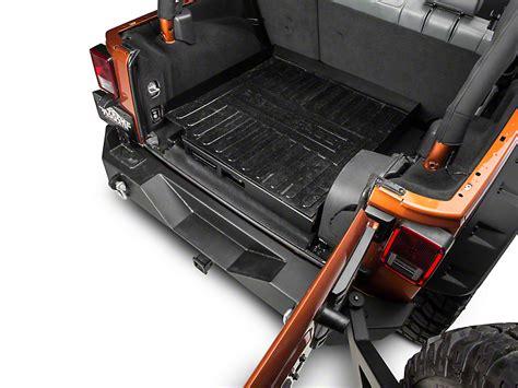 jeep bed in back cargoease wrangler bed slide ce3434j 87 18 wrangler yj