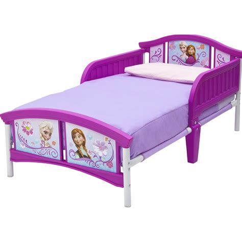 wayfair toddler bed delta children disney frozen toddler bed reviews