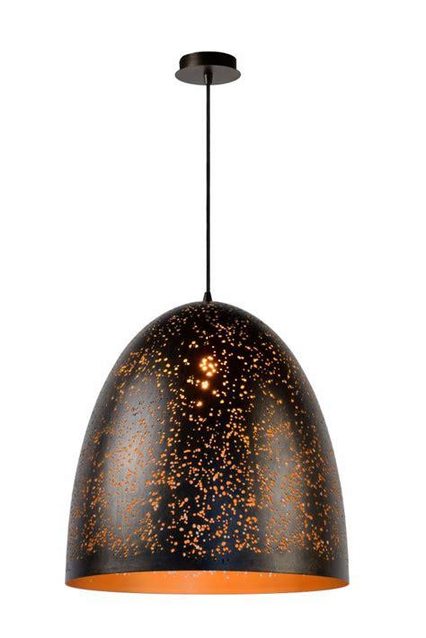 lustre design noir lustre design noir dor 233 49cm diam 232 tre e27 myplanetled