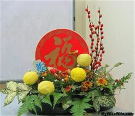 new year flower design cny flower arrangements on new years
