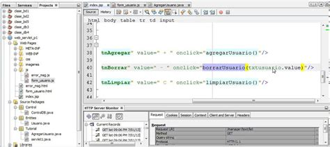 tutorial java y netbeans tutorial java netbeans 7 2 1 servlet y js youtube